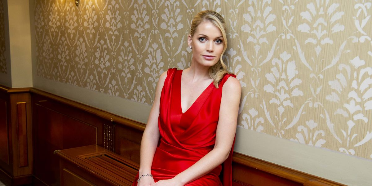 """Princess Diana's Niece Kitty Spencer Called Her Wedding """"the Proudest Moment"""" of Her Life"""
