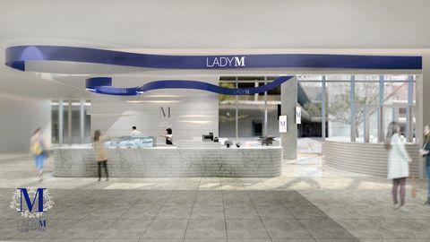 Lady M進駐信義區遠百A13同步推出新口味!美食一級戰區名店搶人流即將開打