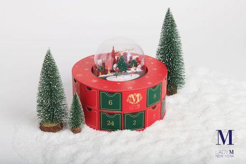 【2020聖誕禮盒推薦】lady m、godiva推出聖誕倒數日曆!在家就能享受巧克力禮盒、太妃核果風味拿鐵