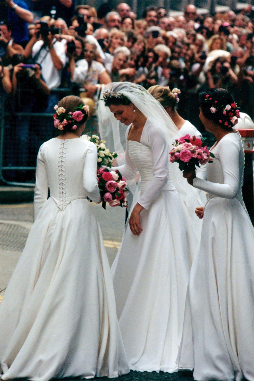 A Look Back At Royal Bridesmaids Through The Years
