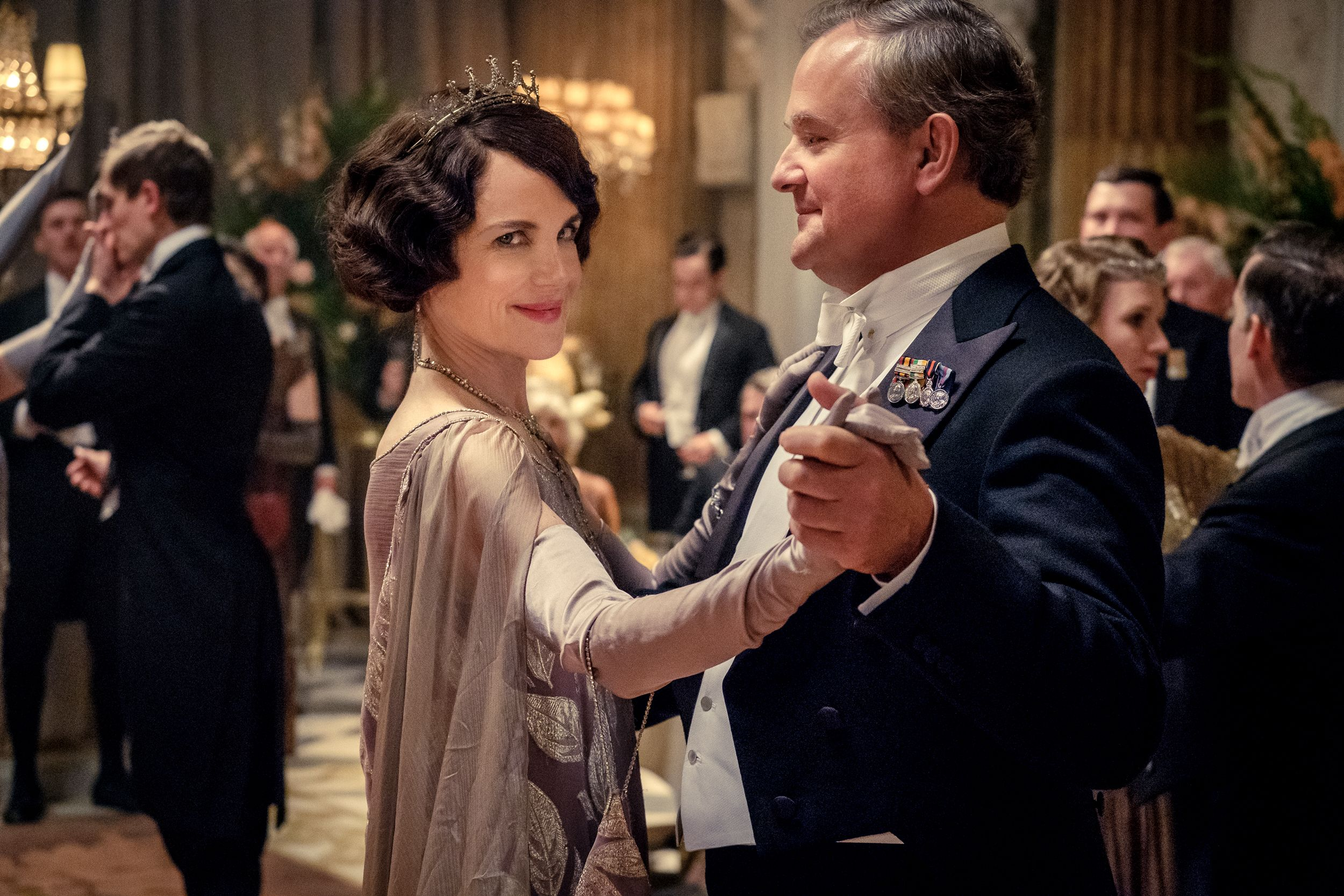 What the Downton Abbey Movie Gets Right—and Wrong—About Royal Visits