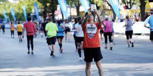 Medio Maratón Madrid aplicación Movistar