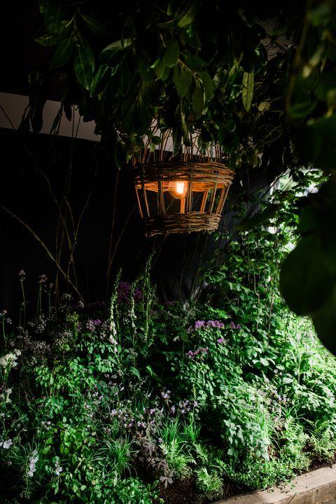 Chelsea Flower Show Tunnel Installation Makes Nod To Wabi Sabi