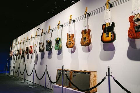Fender, Guitar, event,フェンダー, ギター, イベント