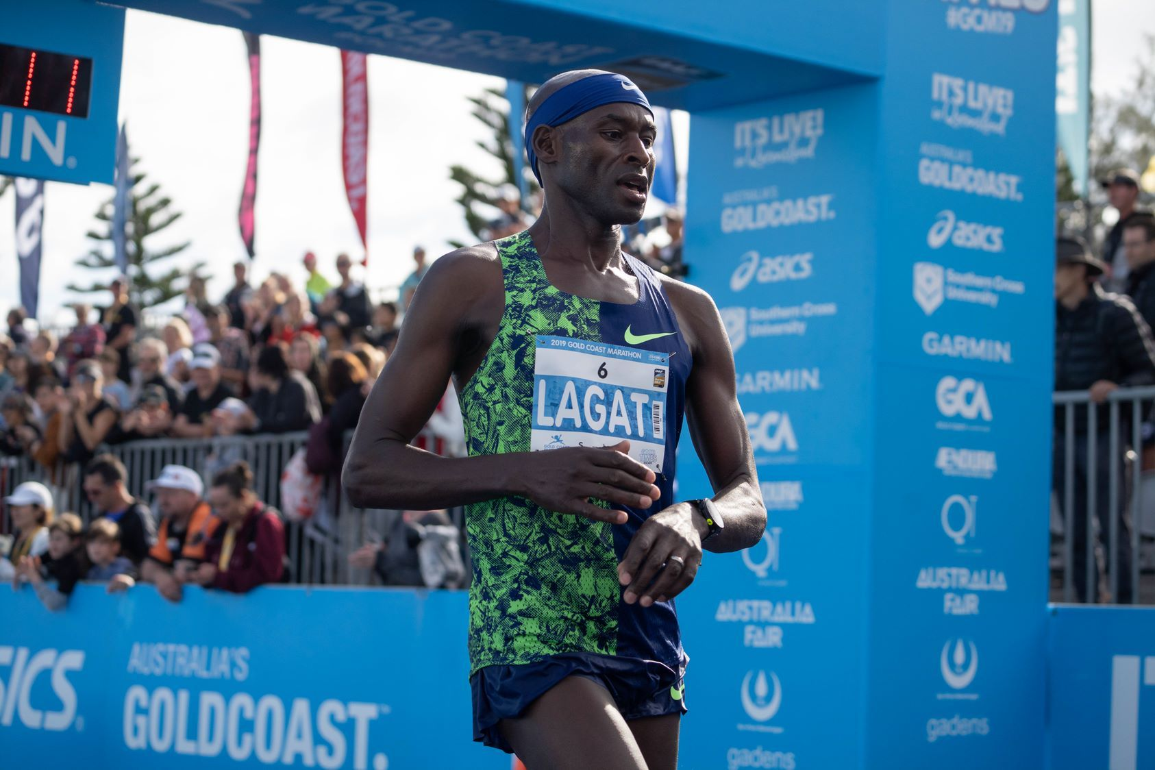 Bernard Lagat: All in for the Olympic Marathon Trials