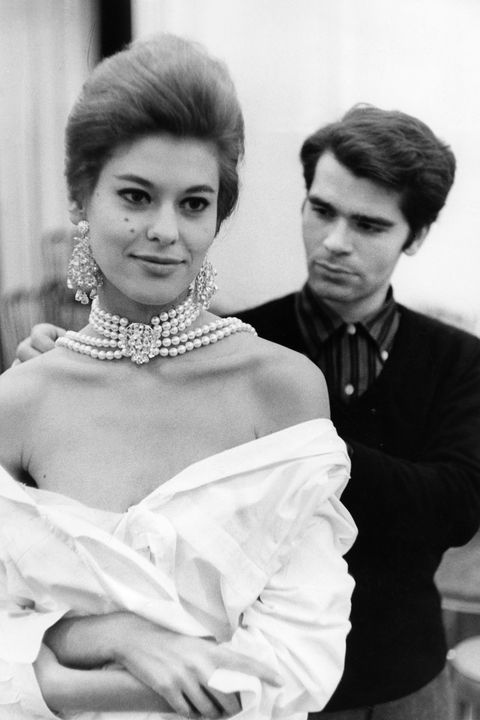 Lagerfeld, Karl - Modedesigner