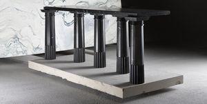 Mostra di Karl Lagerfeld Architectures, Carpenters Workshop Gallery di Parigi