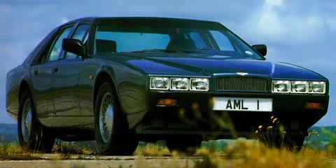 Land vehicle, Vehicle, Car, Coupé, Sedan, Full-size car, Luxury vehicle, Aston martin lagonda, Personal luxury car, Automotive design,