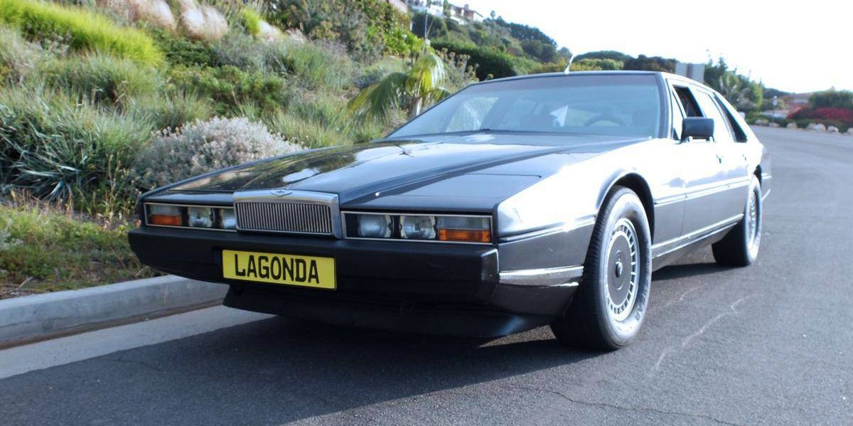 You Must Buy This 1985 Aston Martin Lagonda Because What Could Go Wrong