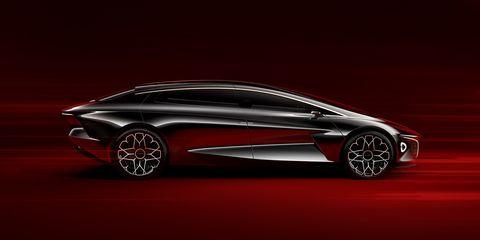 Automotive design, Vehicle, Car, Mid-size car, Personal luxury car, Concept car, Automotive exterior, Compact car, Luxury vehicle, Supercar,