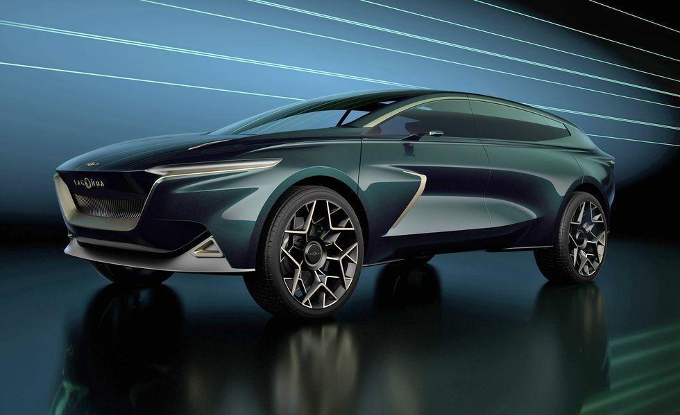 Aston Martin S Latest Lagonda All Terrain Concept Previews A Production Suv