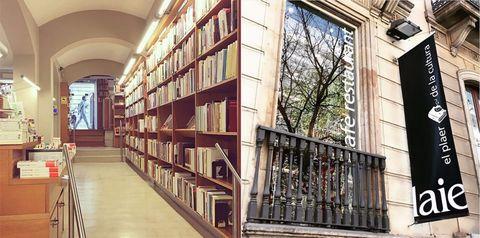 Libreria Laie de Barcelona