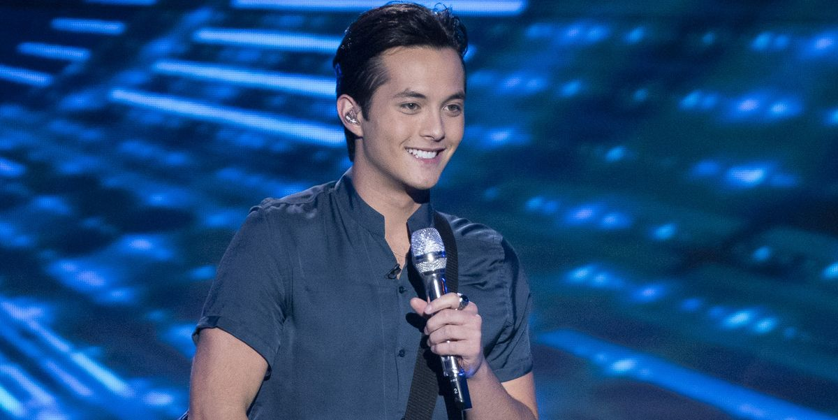 Who Is Laine Hardy On American Idol 2019 A Look Back At The Winner S History On Ai