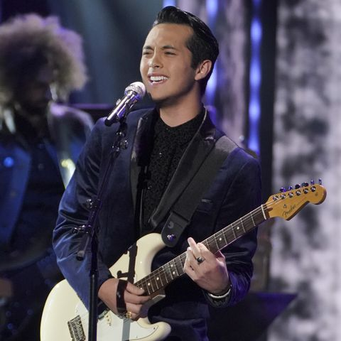 A Look at 'American Idol' Singer Laine Hardy's Complicated History With the Show