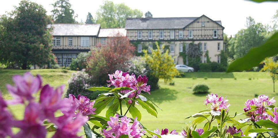 Country house hotels