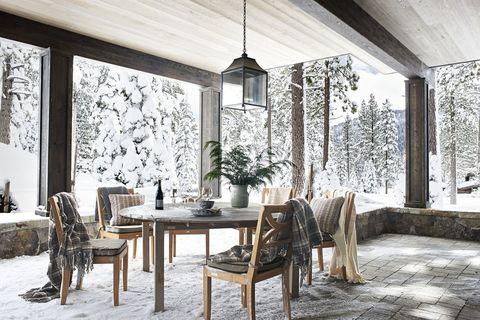 Gorgeous Lake House Decor Ideas - Charming Lake House Photos