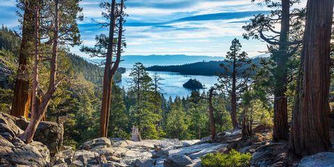 lake tahoe emerald bay california