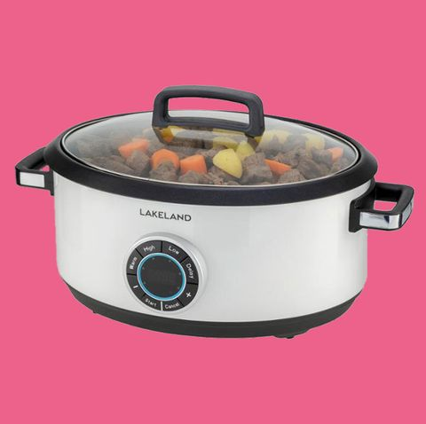 Lakeland Digital 6.5L Slow Cooker