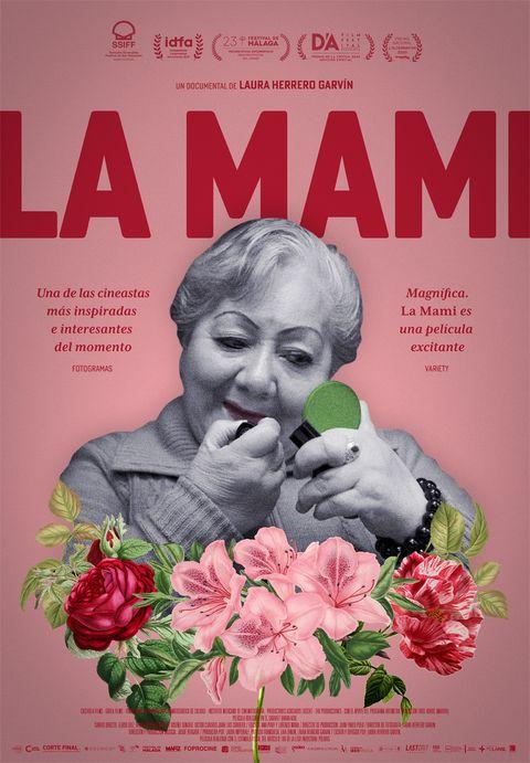 """cartel de """"la mami"""""""