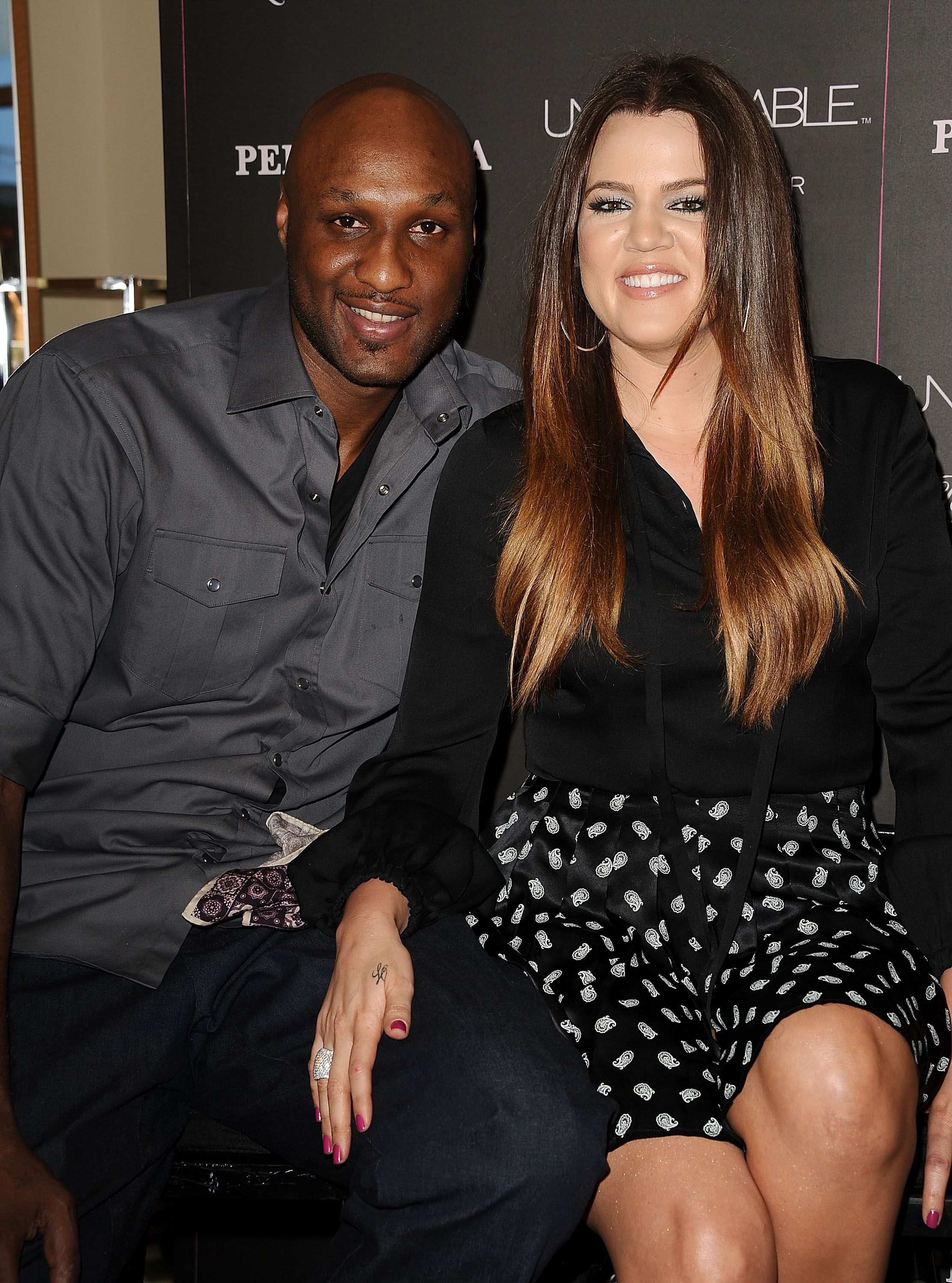 Lamar Odom Opens Up About Cheating on Khloé Kardashian in Memoir