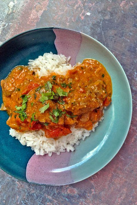 lamb karahi   lamb curry