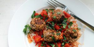 Moroccan Meatballs with 300x150