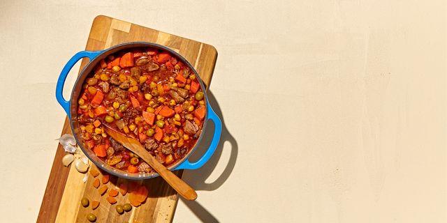 Dish, Food, Cuisine, Taco soup, Baked beans, Ingredient, Recipe, Superfood, Cowboy beans, Vegetarian food,