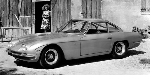 Land vehicle, Vehicle, Car, Classic car, Coupé, Sedan, Sports car, Lamborghini, Supercar, Lamborghini 400gt,