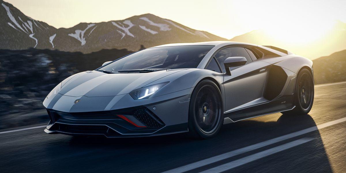 Lamborghini Aventador LP 780-4 Ultimae: La versión definitiva del superdeportivo V12