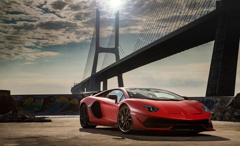 The 2020 Lamborghini Aventador Will Be Heavier Hybrid But