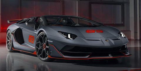 Lamborghini Aventador SVJ 63 Roadster: máxima exclusividad en formato descapotable