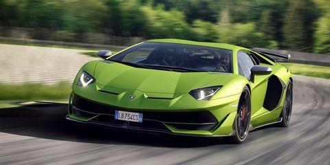Land vehicle, Vehicle, Car, Supercar, Sports car, Automotive design, Lamborghini, Performance car, Sports car racing, Lamborghini aventador,
