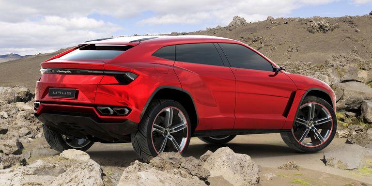 2019 Lamborghini Urus News, Price, Release Date - Everything We Know ...