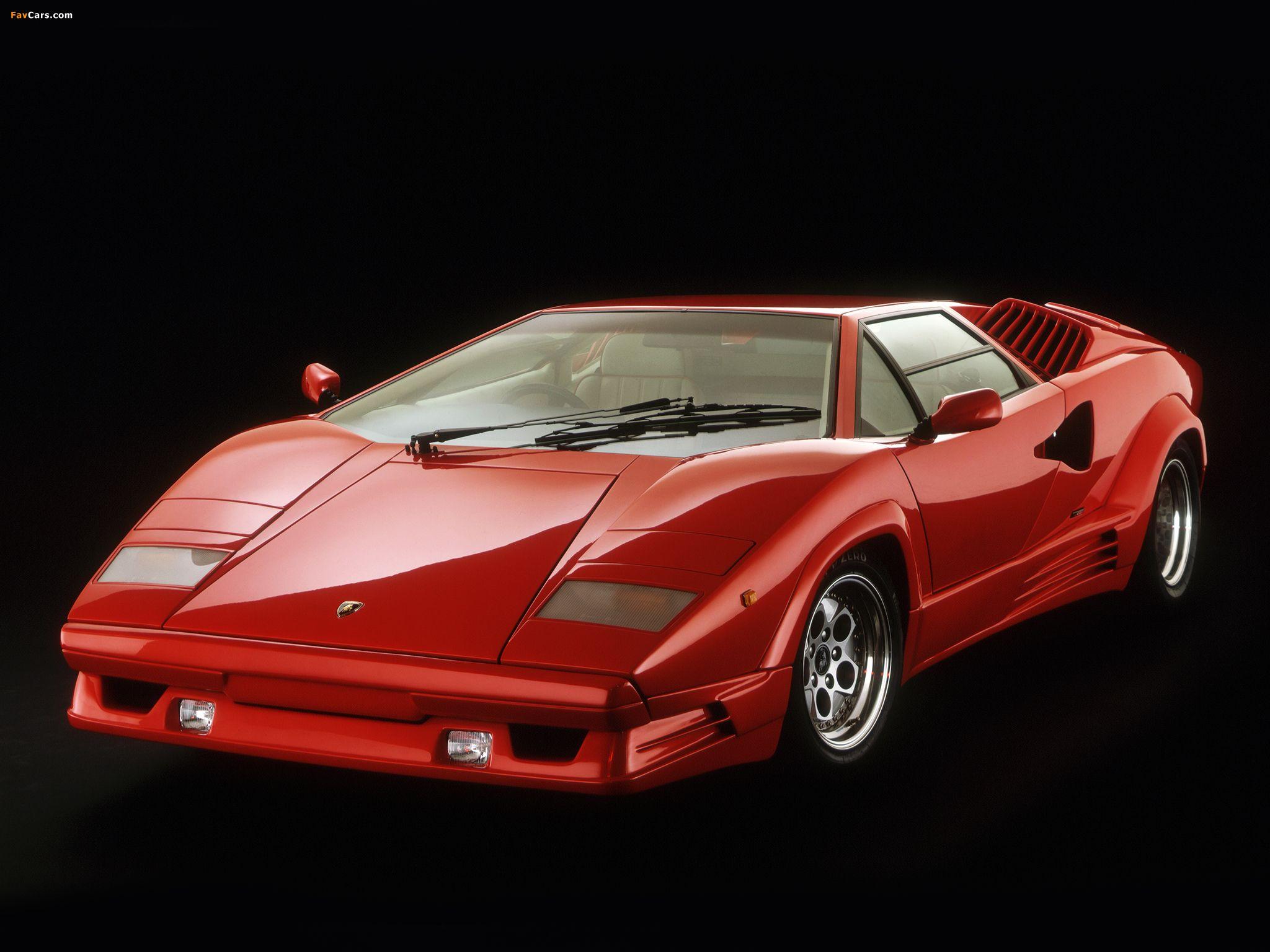 How Horacio Pagani Saved The Lamborghini Countach