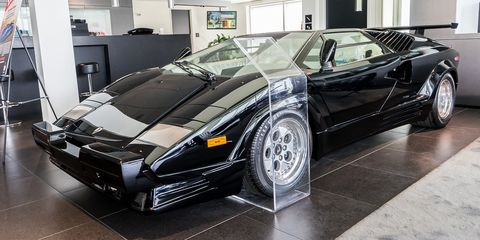 Lamborghini Countach venta