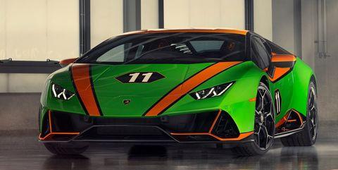 Lamborghini Huracan Evo GT Celebration: homenaje a un campeón de la Resistencia americana