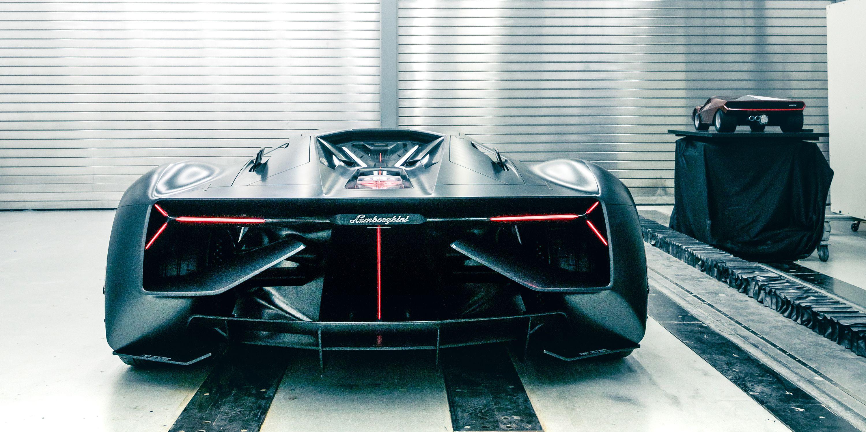 How The Lamborghini Terzo Millennio Recalls Wild 1970s Italian Concept Cars