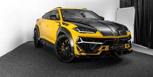 Lamborghini Urus Keyvany