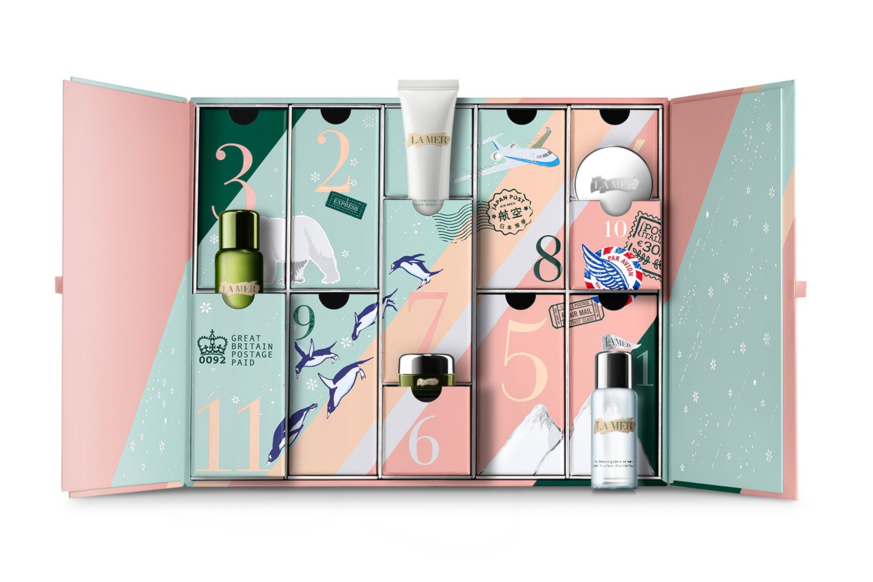 The Best Luxury Advent Calendars 2018 Beauty From 3d Home Design Deluxe 11 Free Download Trend And Decor La Mer To Charlotte Tilbury