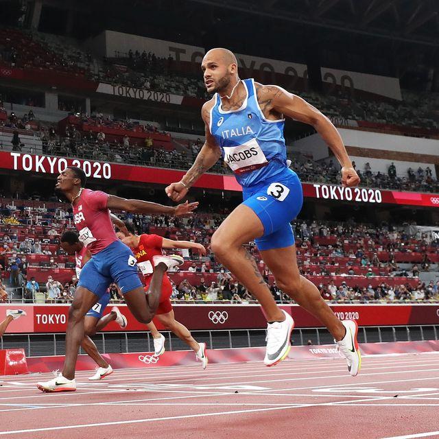 athletics olympics day 9