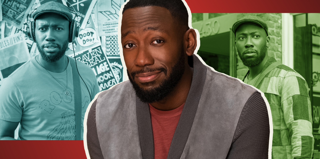 Lamorne Morris On Woke And Being More Than New Girl Winston