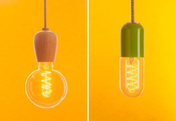 Lampadari fai da te di design a madrid da luciolé