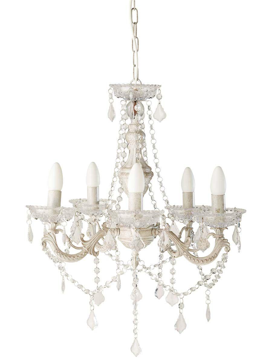Lámpara tipo chandelier