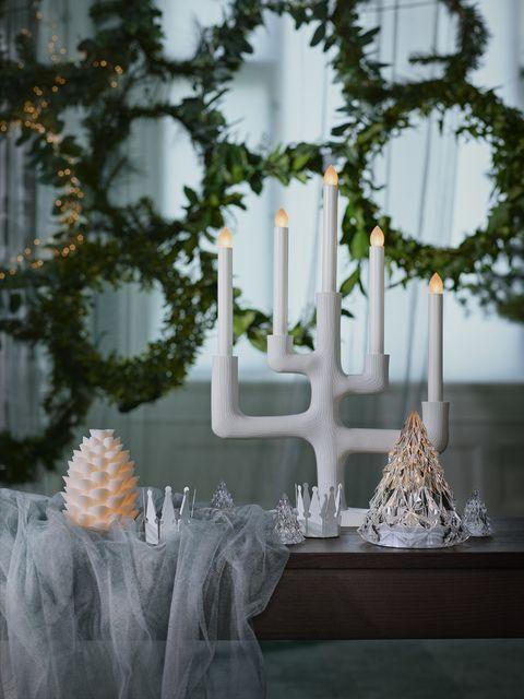 Lámpara STRÅLA de araña de IKEA