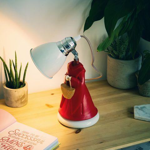 Lámpara de mesa de 'El cuento de la criada'