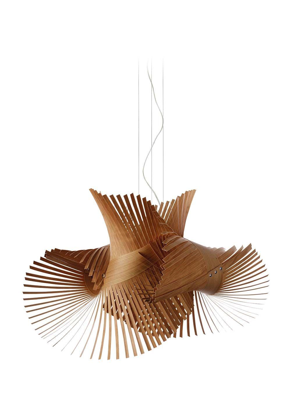 lámparas esculturales