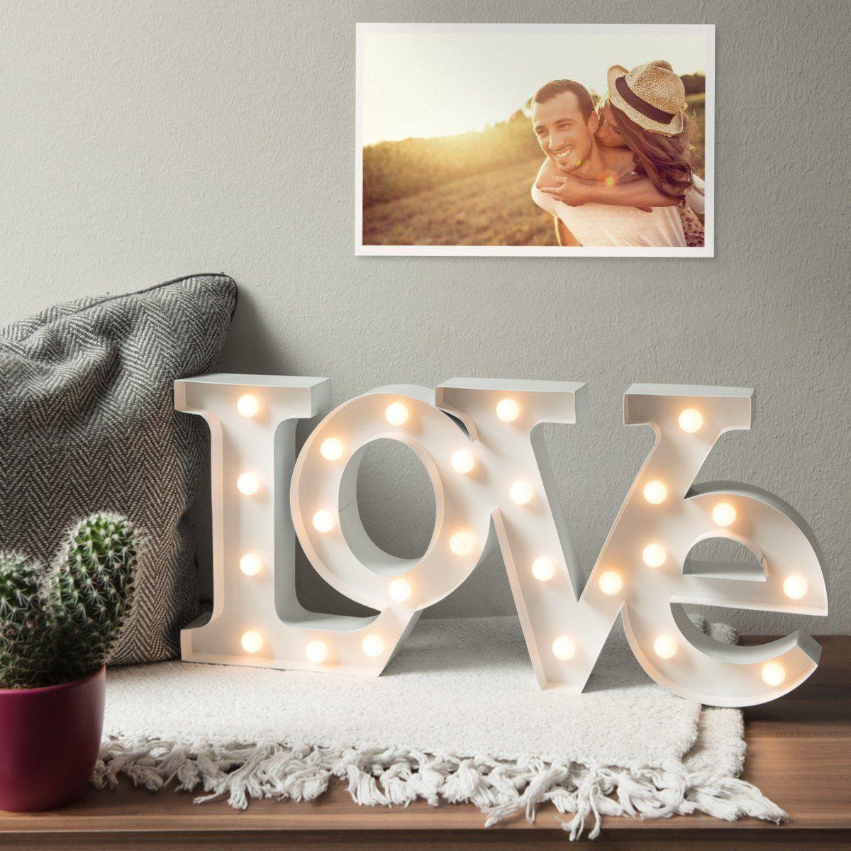 Lámpara Love