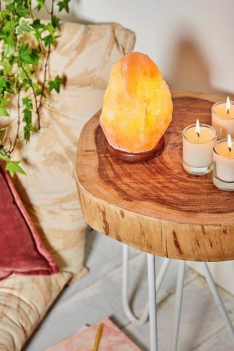 Los beneficios que te ofrecen las lámparas de sal del Himalaya