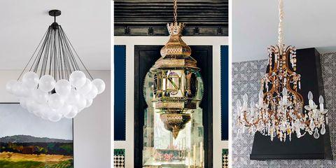 Las lámparas de techo más espectaculares de nuestro Pinterest