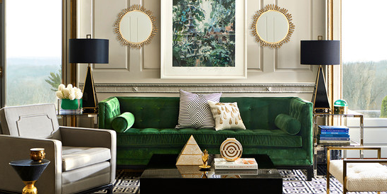 22 Best Velvet Sofas Luxurious